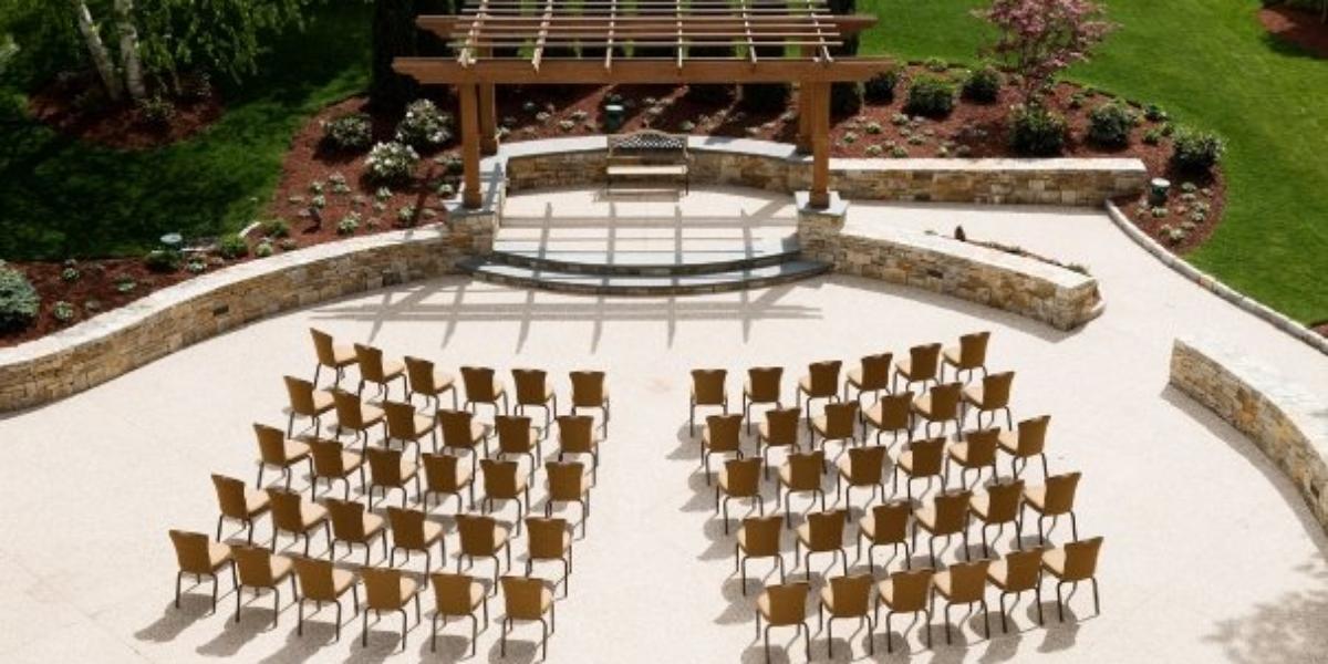 DoubleTree by Hilton Boston Bedford Glen wedding Boston