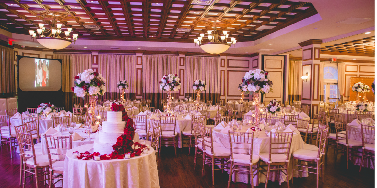 Hamlet Golf & Country Club wedding Long Island