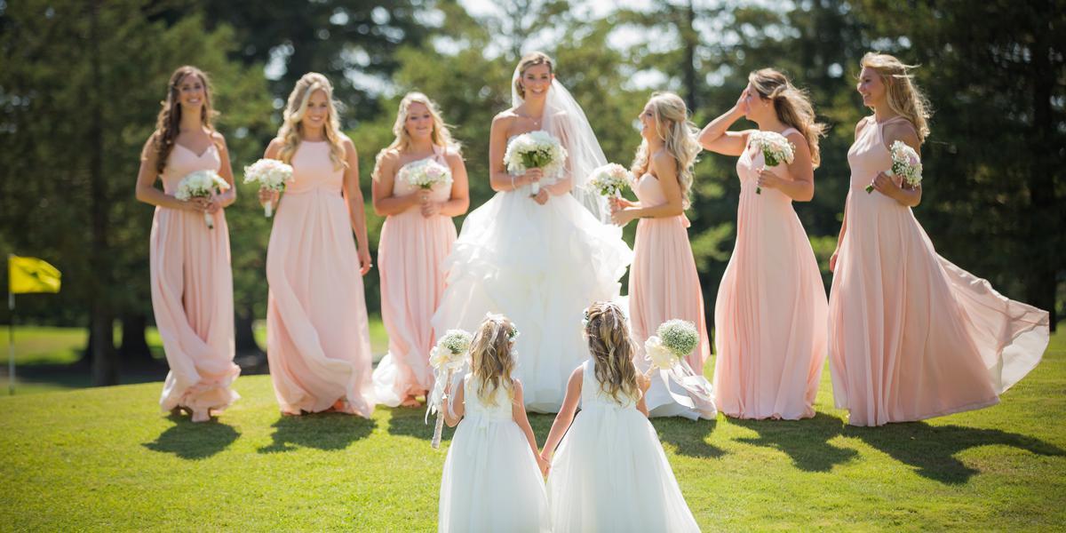 Santa Rosa Golf and Country Club wedding Napa/Sonoma
