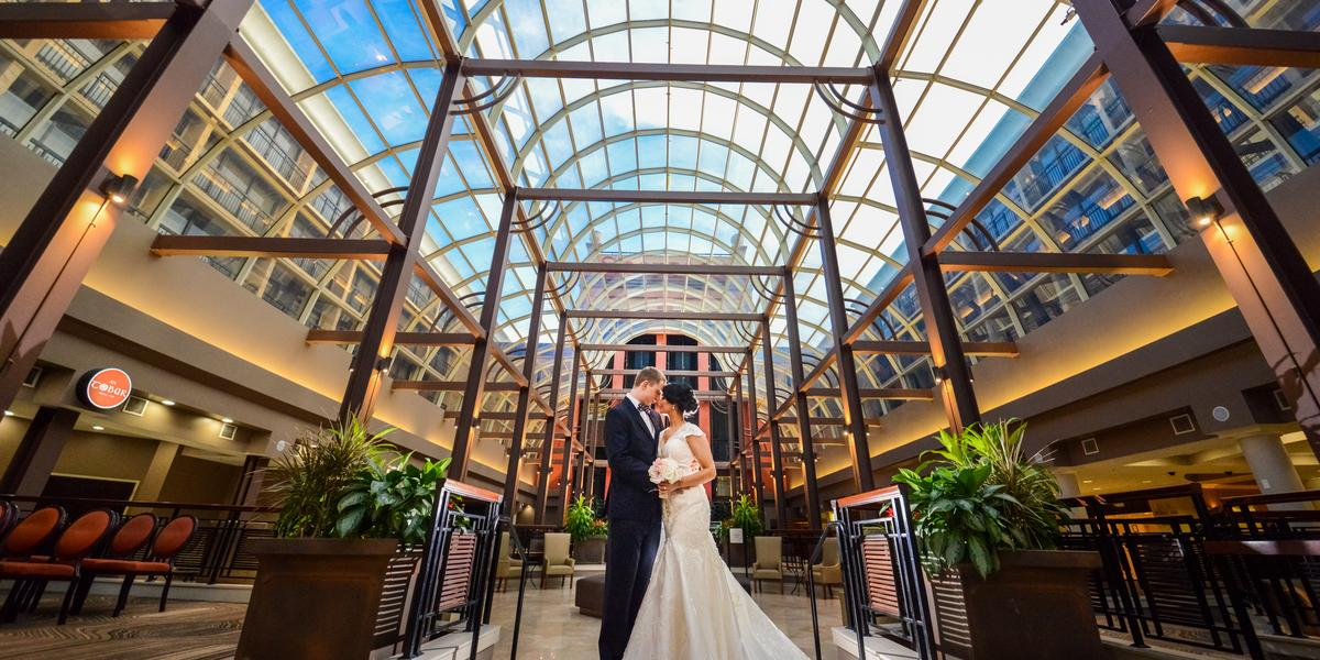 Sheraton Orlando North Hotel wedding Orlando