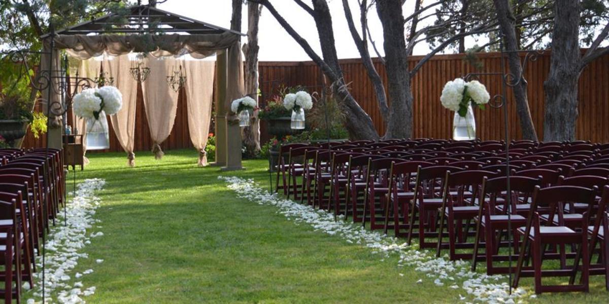 Walnut Tree Weddings & Events wedding Lubbock