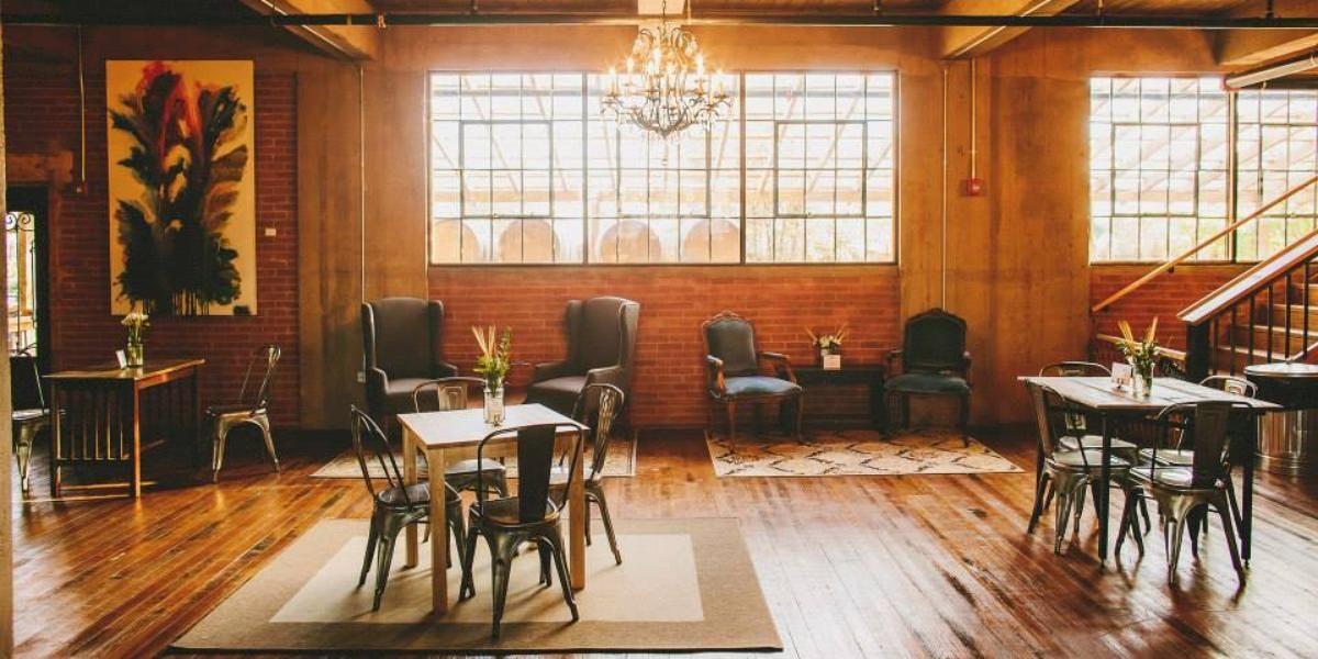 The Mill Wine Bar wedding Fort Worth