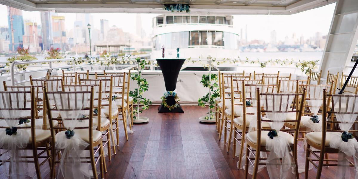 Smooth Sailing Celebrations wedding North Jersey