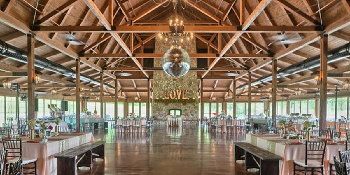 The Pavilion at Orchard Ridge Farms wedding Chicago