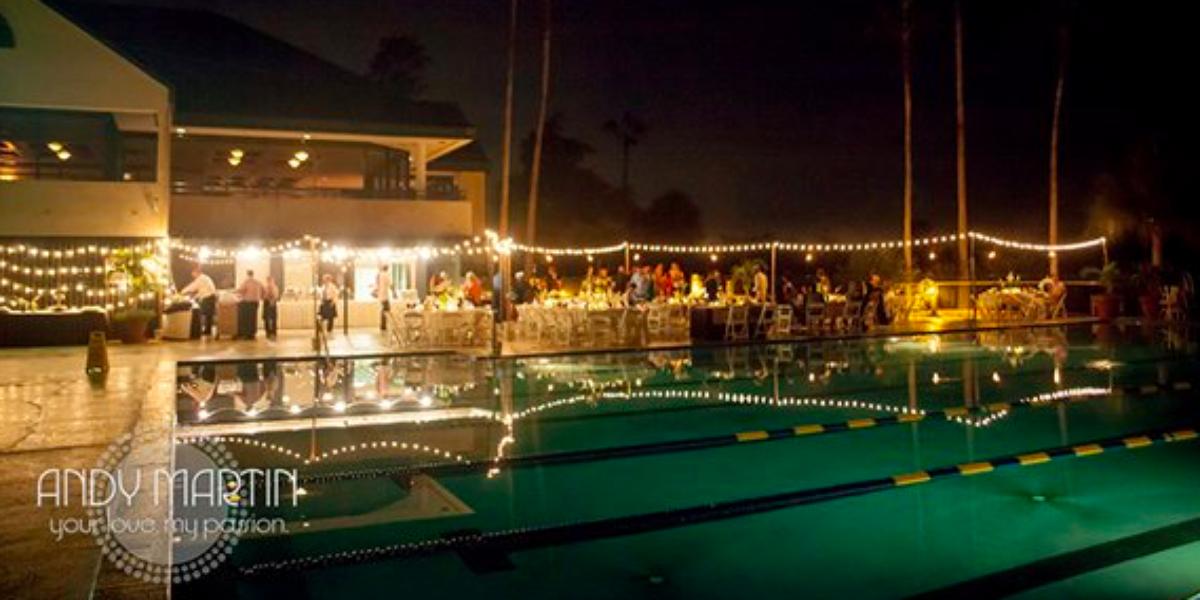 Pasadena Yacht & Country Club wedding Tampa