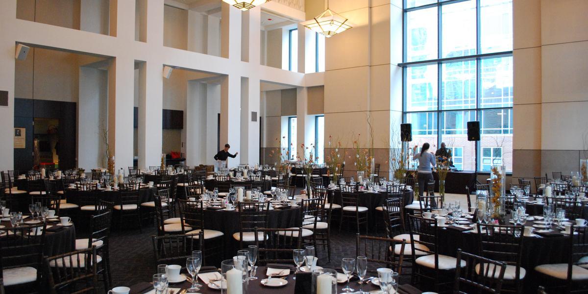 Water Tower at Loyola University Chicago wedding Chicago