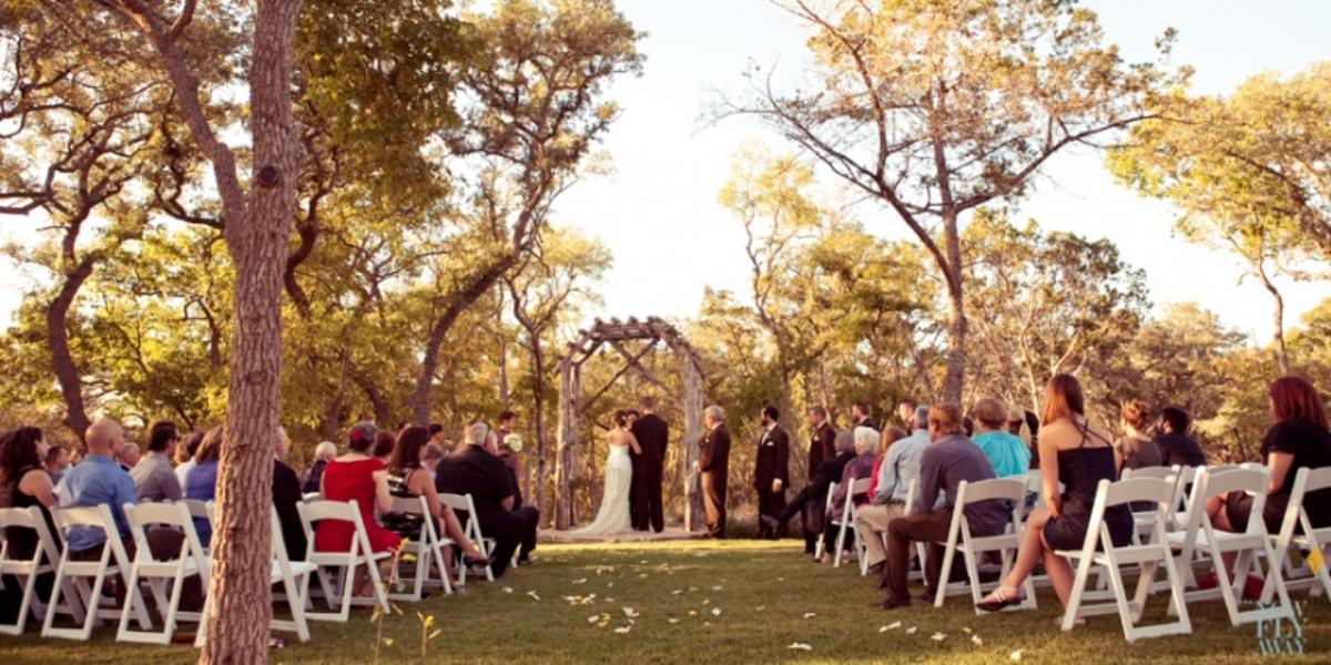 Studios at Fischer wedding San Antonio