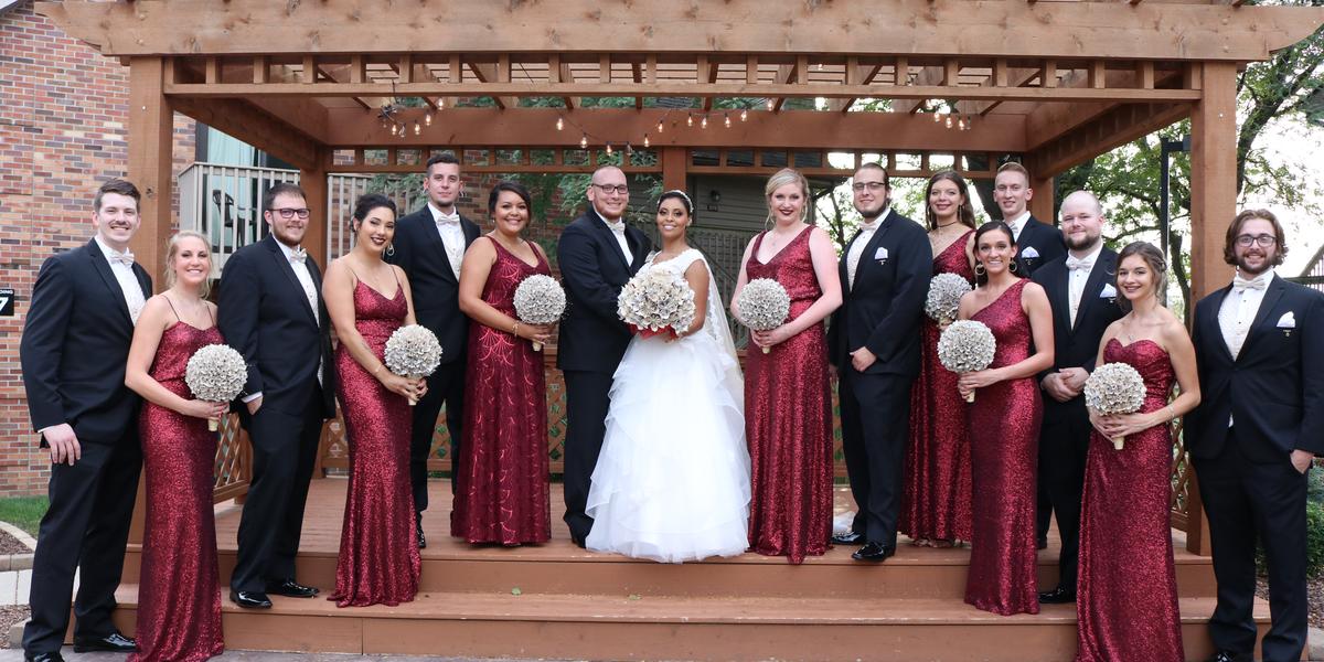 Eastland Suites Hotel & Conference Center wedding Central Illinois