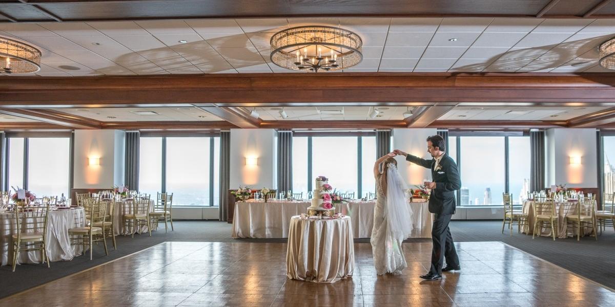 The Metropolitan  wedding Chicago