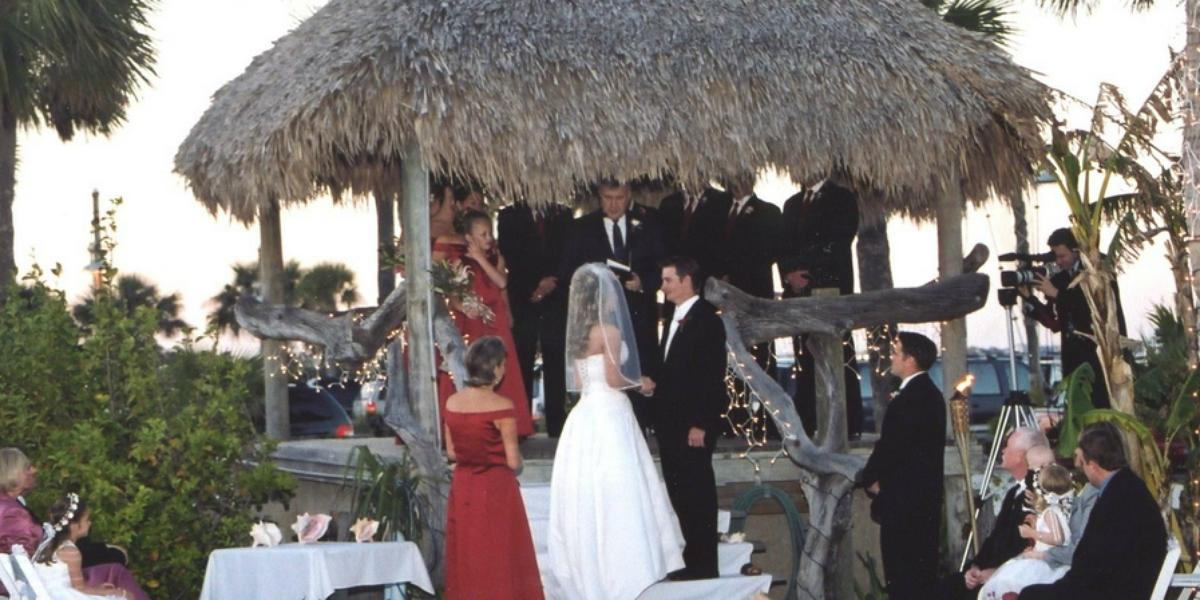 The Conch House Marina Resort wedding Jacksonville