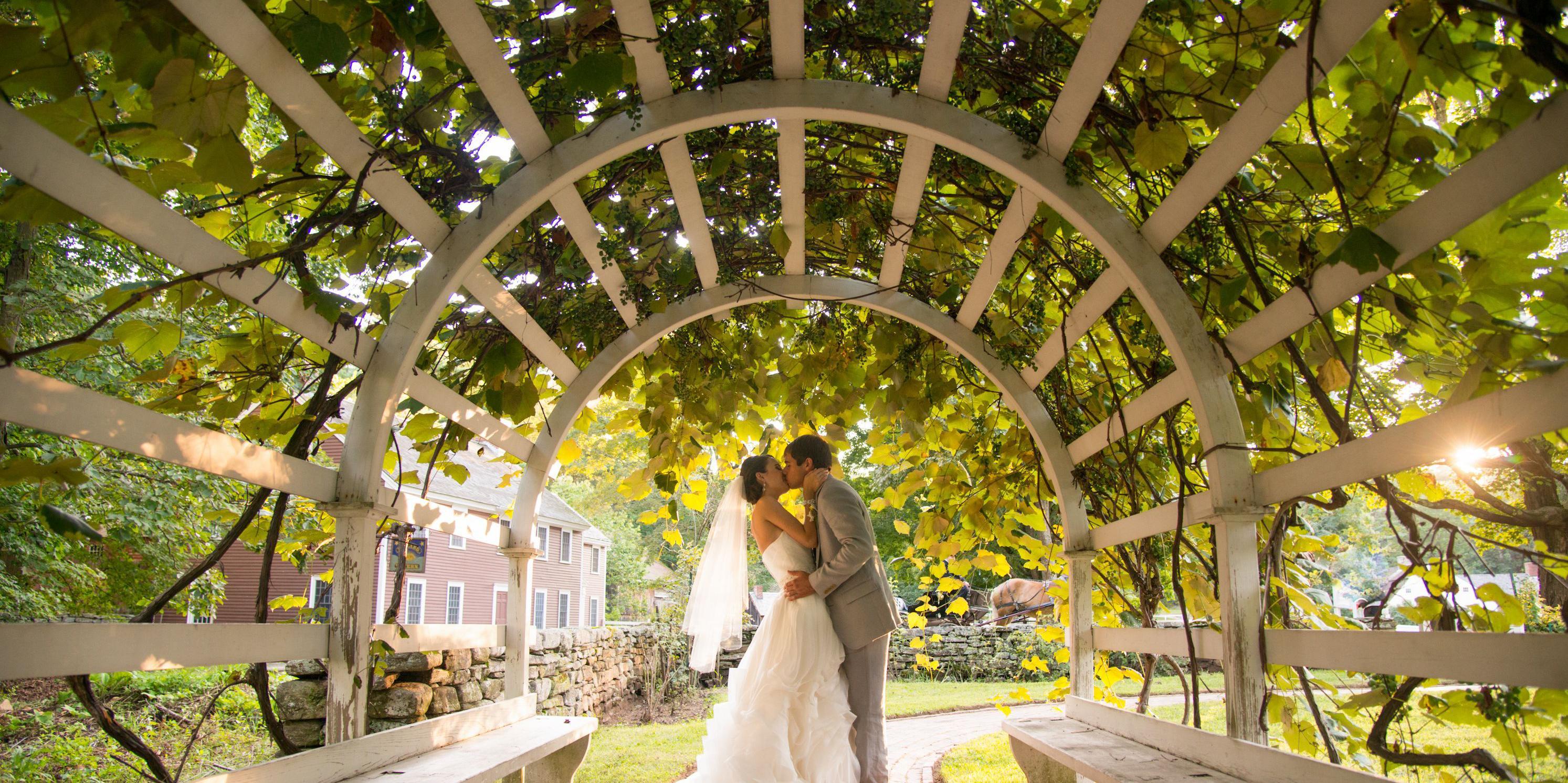 Old Sturbridge Village wedding Central Massachusetts