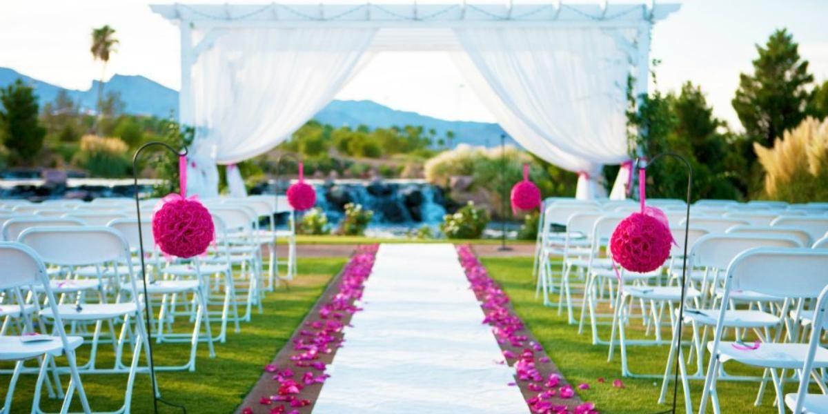 Angel Park Golf Club wedding Las Vegas