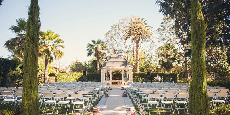 Camarillo Ranch wedding Santa Barbara
