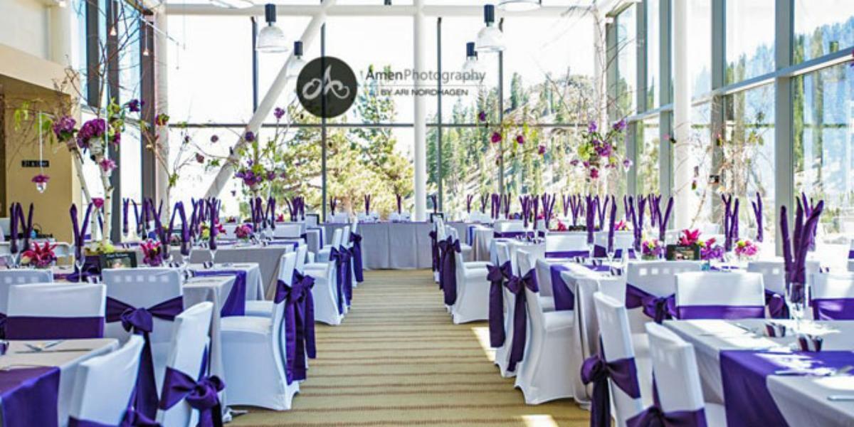 Winters Creek Lodge wedding Reno