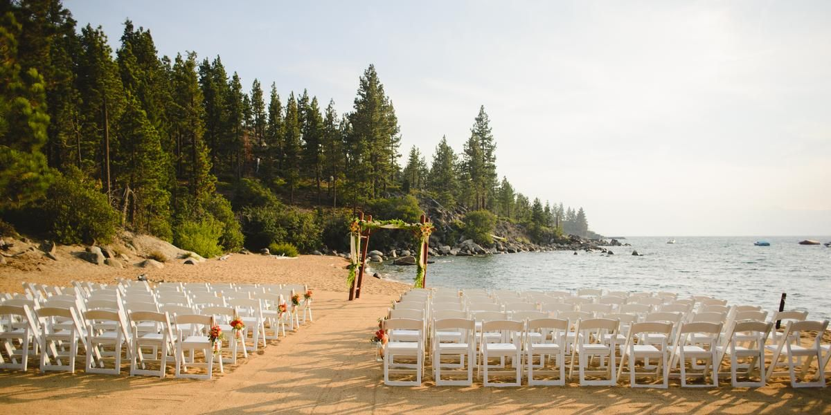 Round Hill Pines Beach Resort wedding Lake Tahoe
