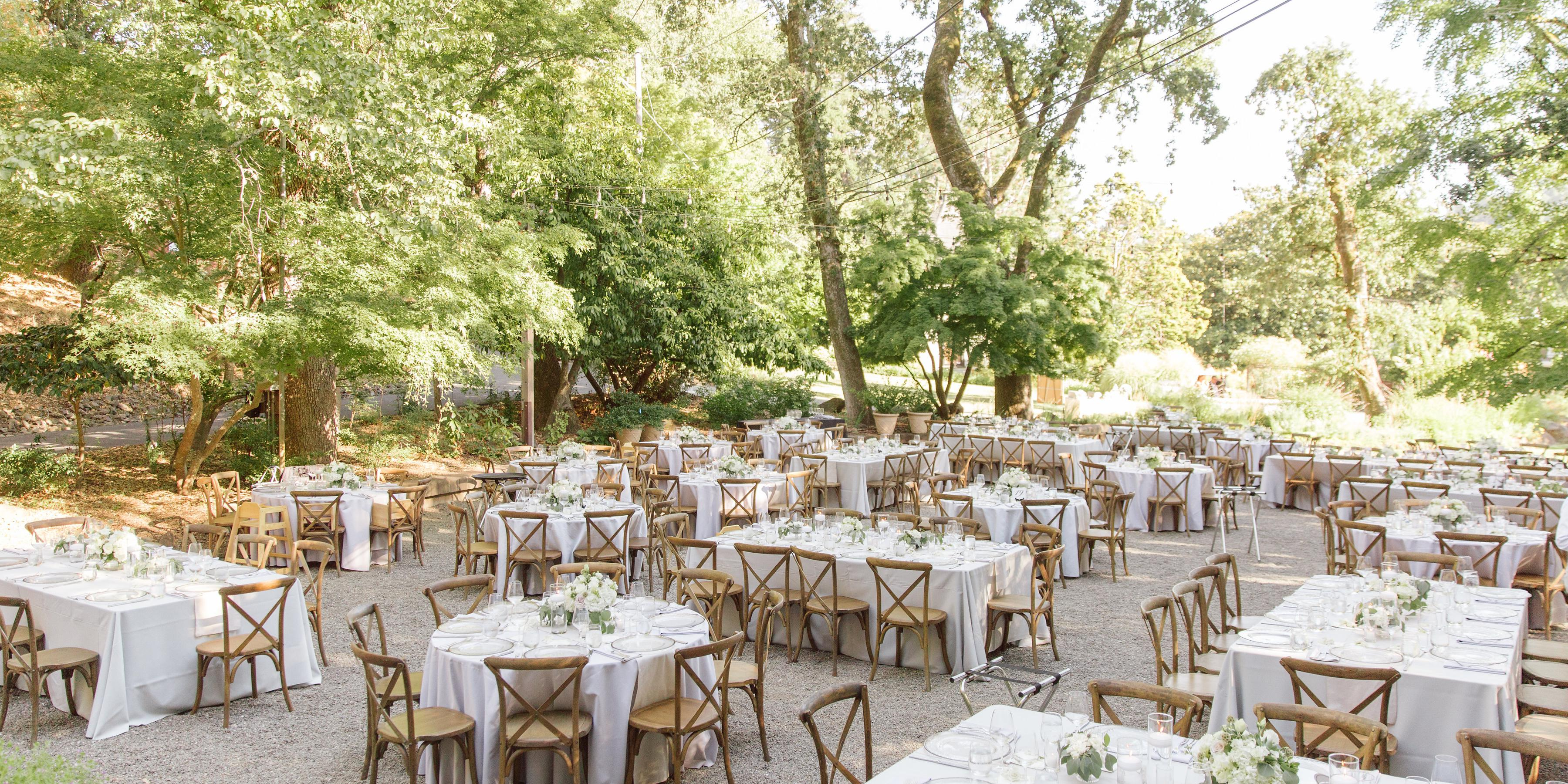 Marin Art and Garden Center wedding Marin