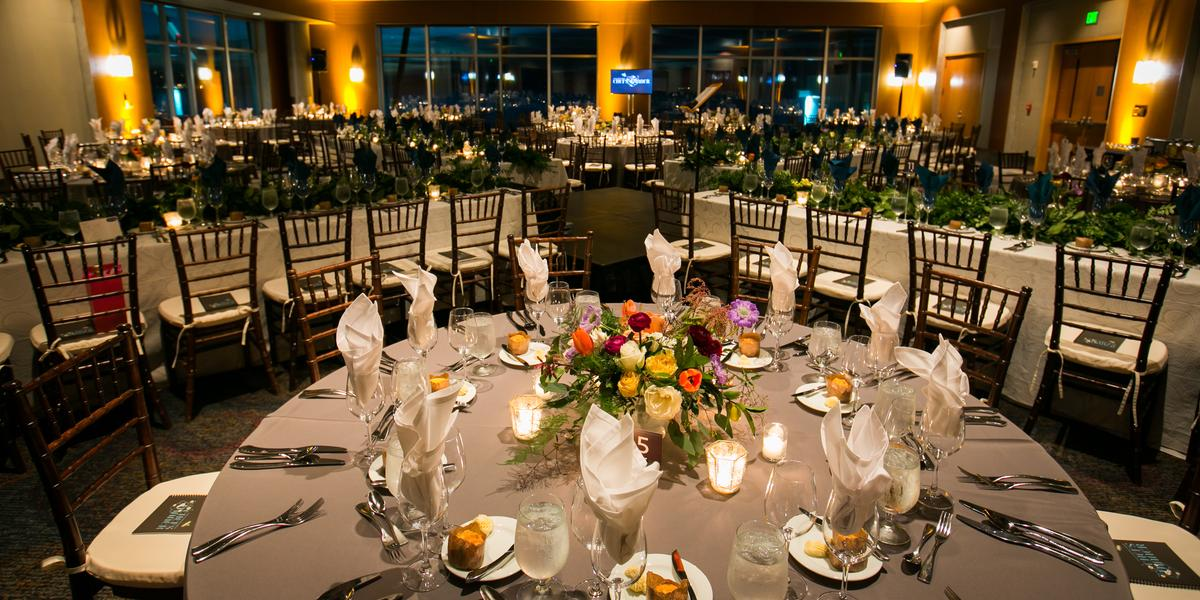 Bell Harbor International Conference Center wedding Seattle