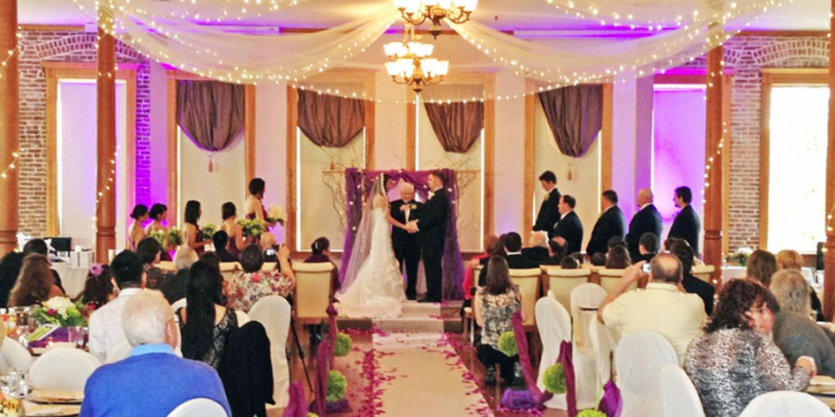 McMinnville Grand Ballroom wedding Portland