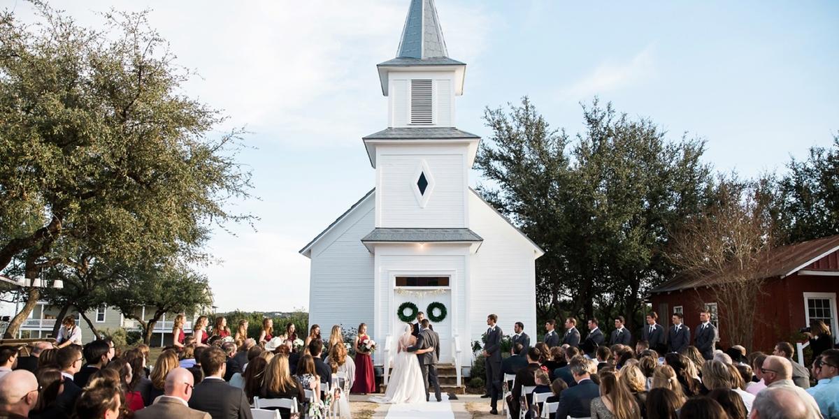 Star Hill Ranch wedding Austin