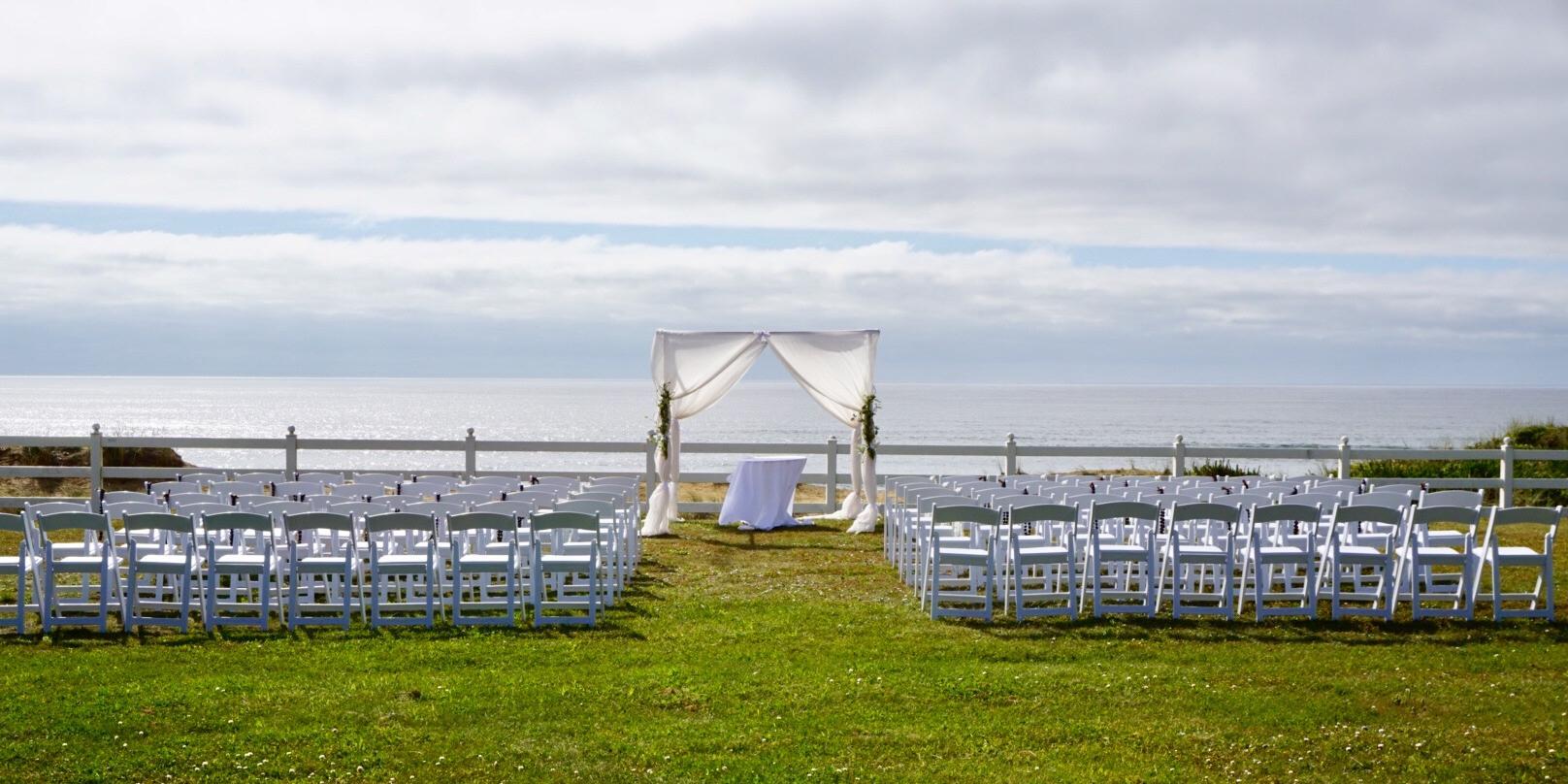 Chinook Winds Casino wedding Coastal Oregon