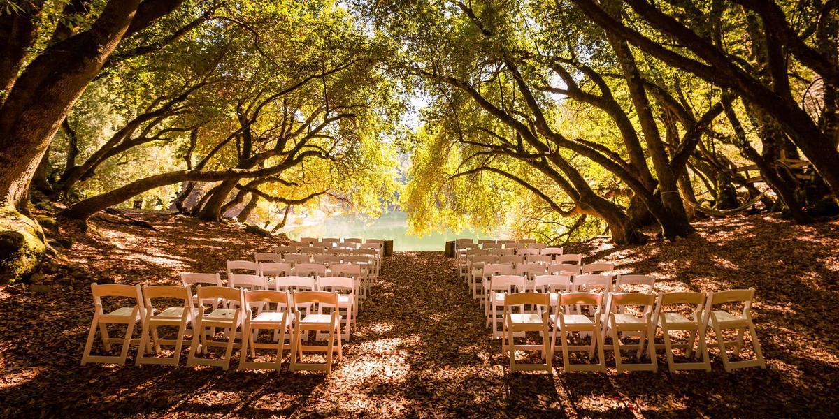 Leonard Lake Reserve wedding Napa/Sonoma