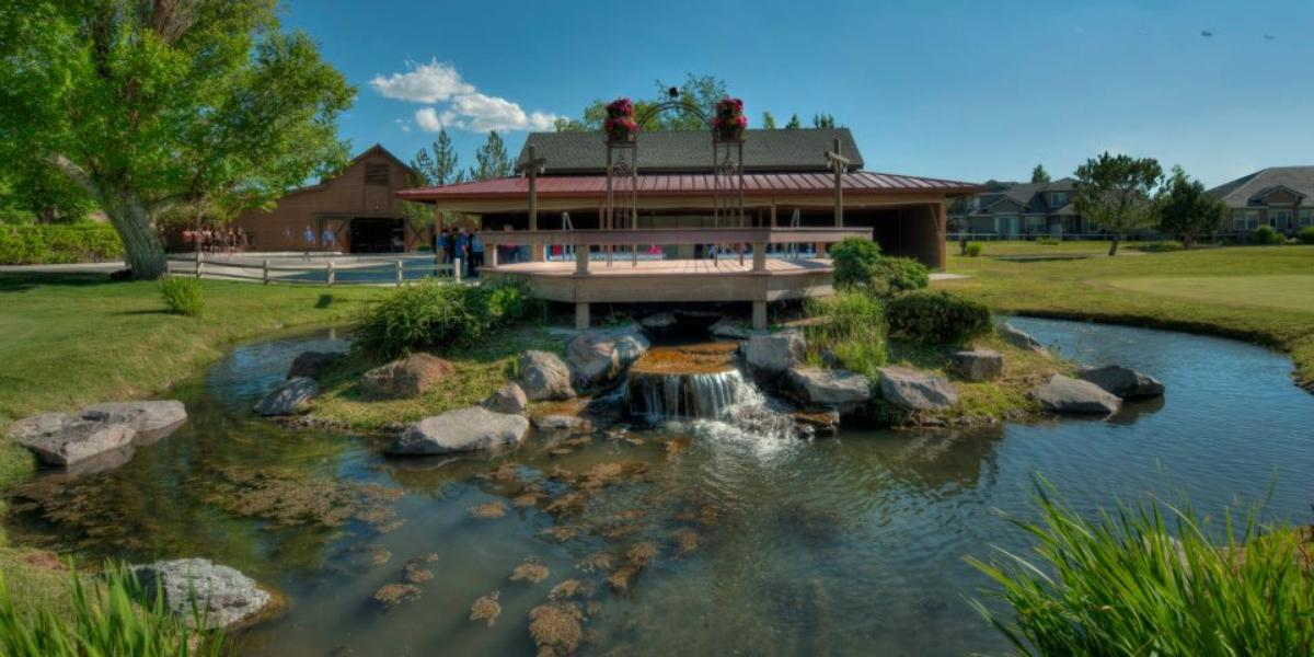 Red Hawk Golf and Resort wedding Reno