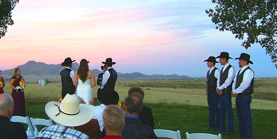 Sonoita Vineyards wedding Tucson