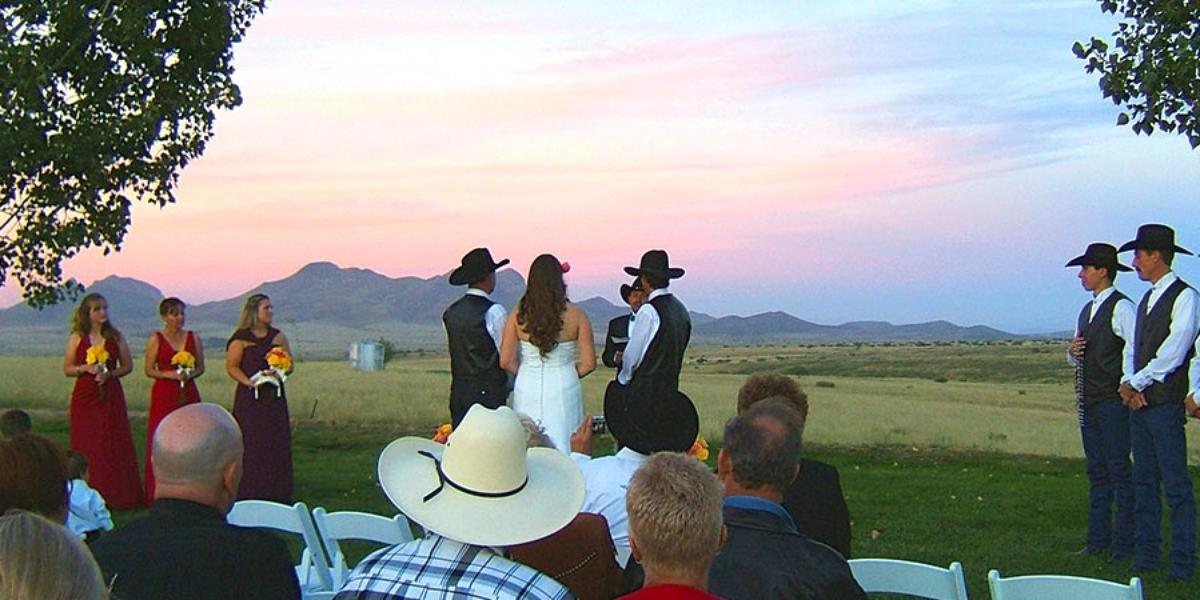 Sonoita Vineyards wedding Tucson