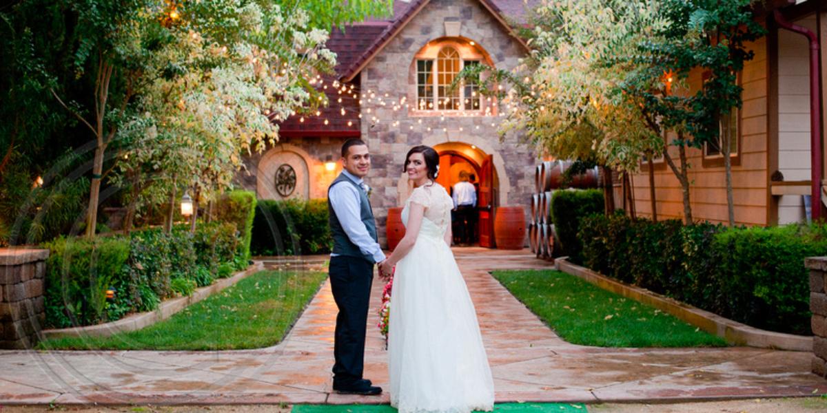Mankas Gardens wedding Napa/Sonoma