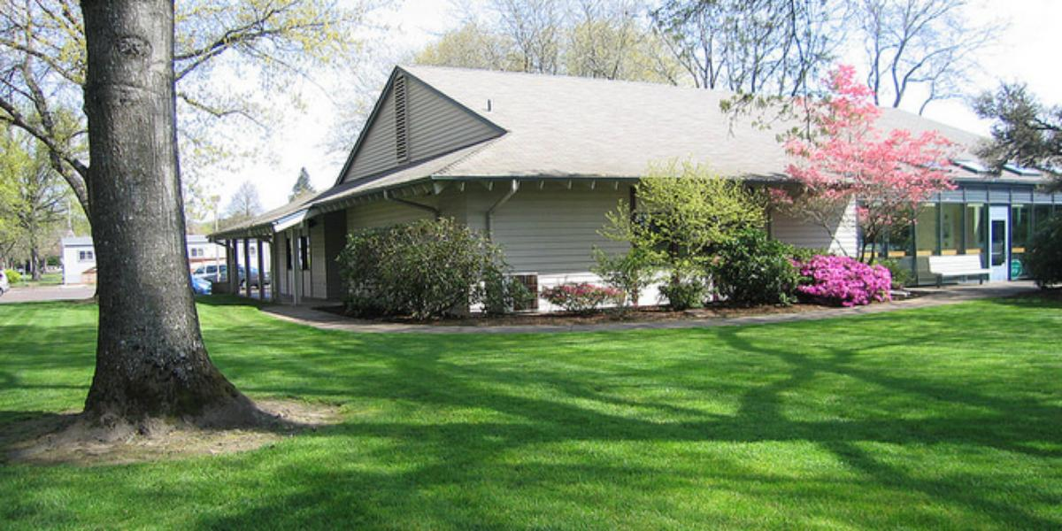 Corvallis Community Center wedding Willamette Valley