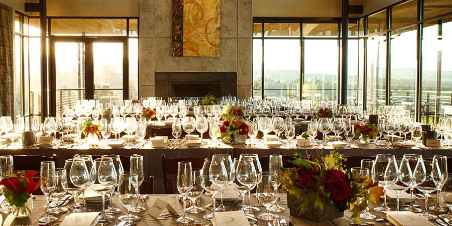 Ponzi Vineyards wedding Portland