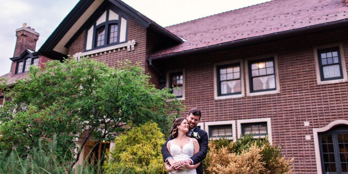 Cheney Mansion wedding Chicago