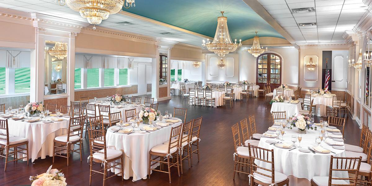 Smithtown Landing Country Club wedding Long Island