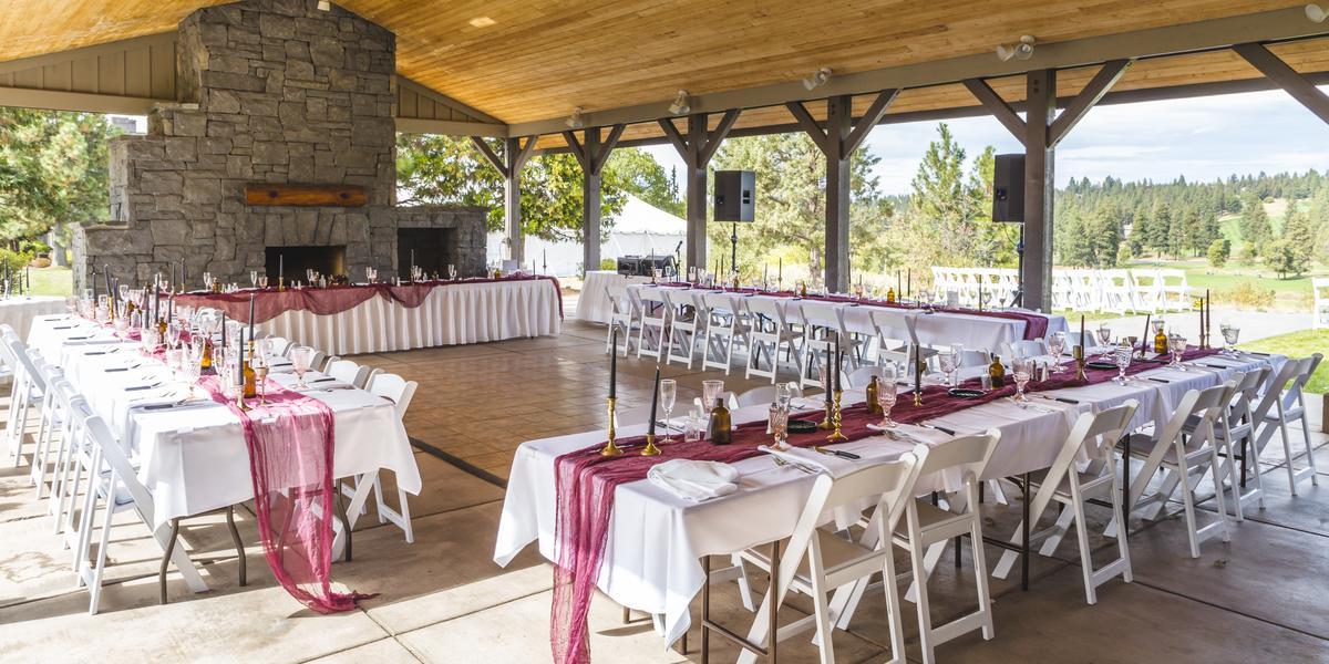 Running Y Ranch wedding Southern Oregon