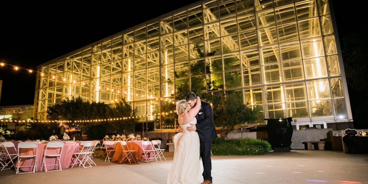 River Bend Nature Center wedding Fort Worth