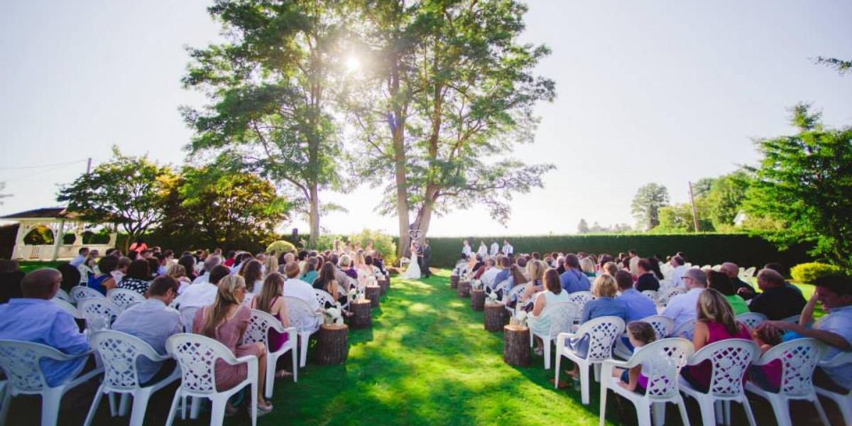 AtaVista Farm wedding Willamette Valley
