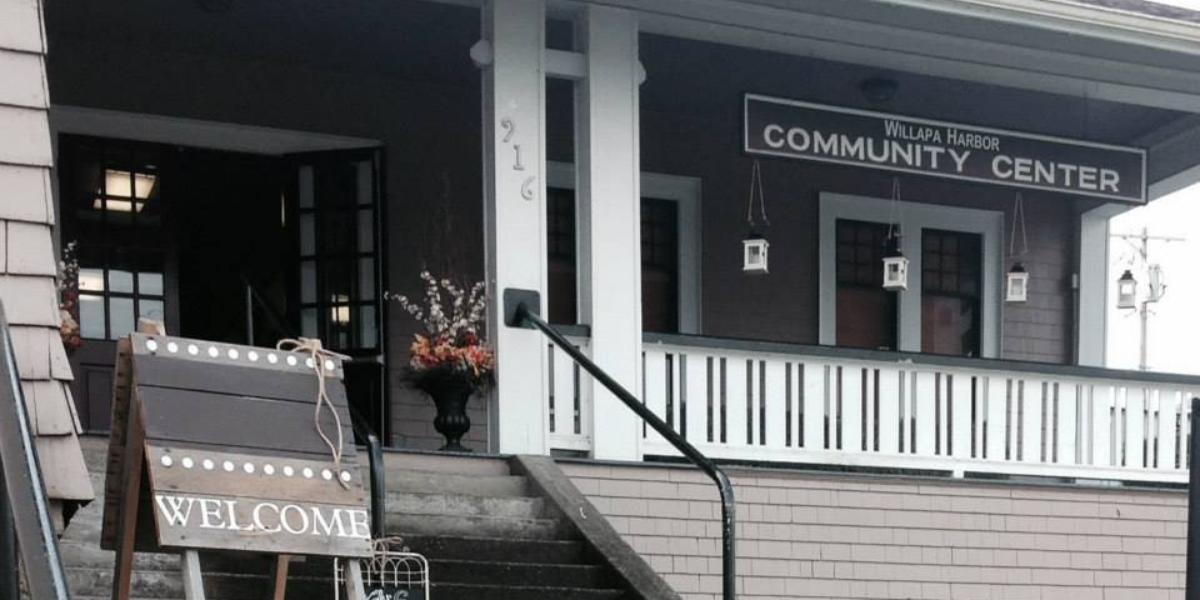 Willapa Harbor Chamber of Commerce wedding Tacoma