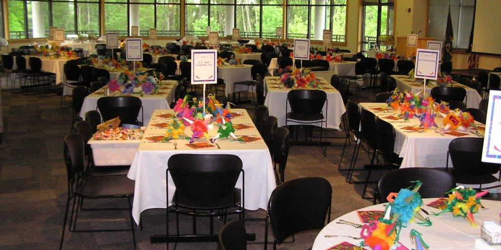The Water Center Community Room wedding Yakima