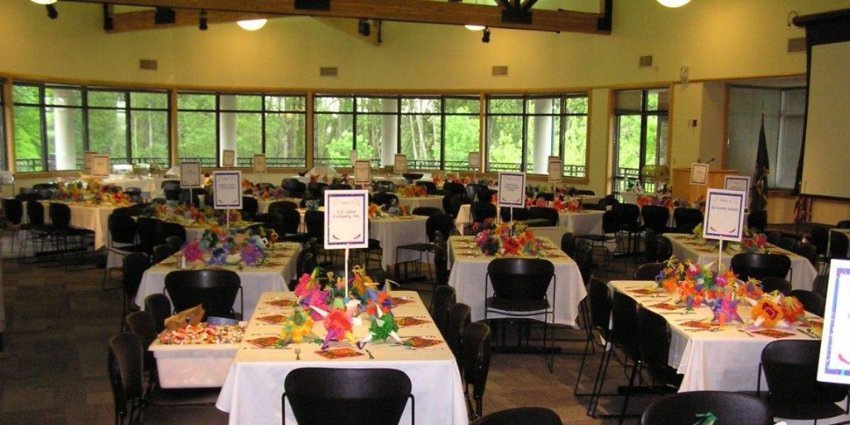 The Water Center Community Room wedding Yakima