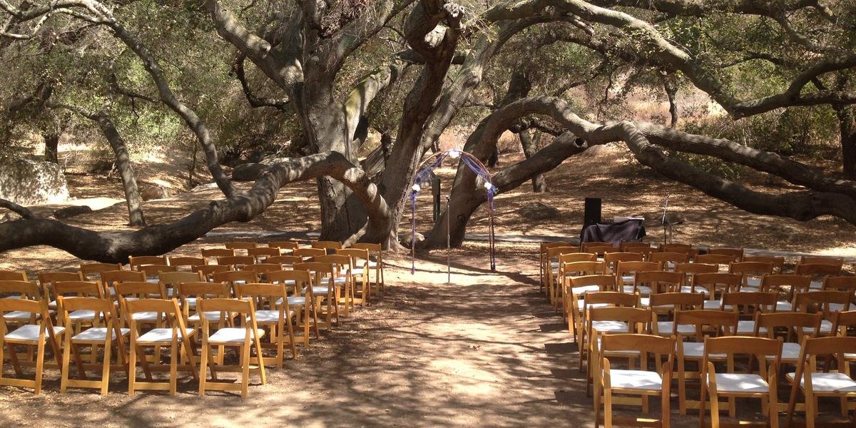 Louis A. Stelzer County Park wedding San Diego