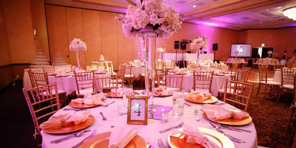 Embassy Suites Portland Washington Square wedding Portland
