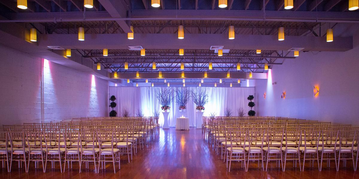 Loft at 350 wedding North Jersey