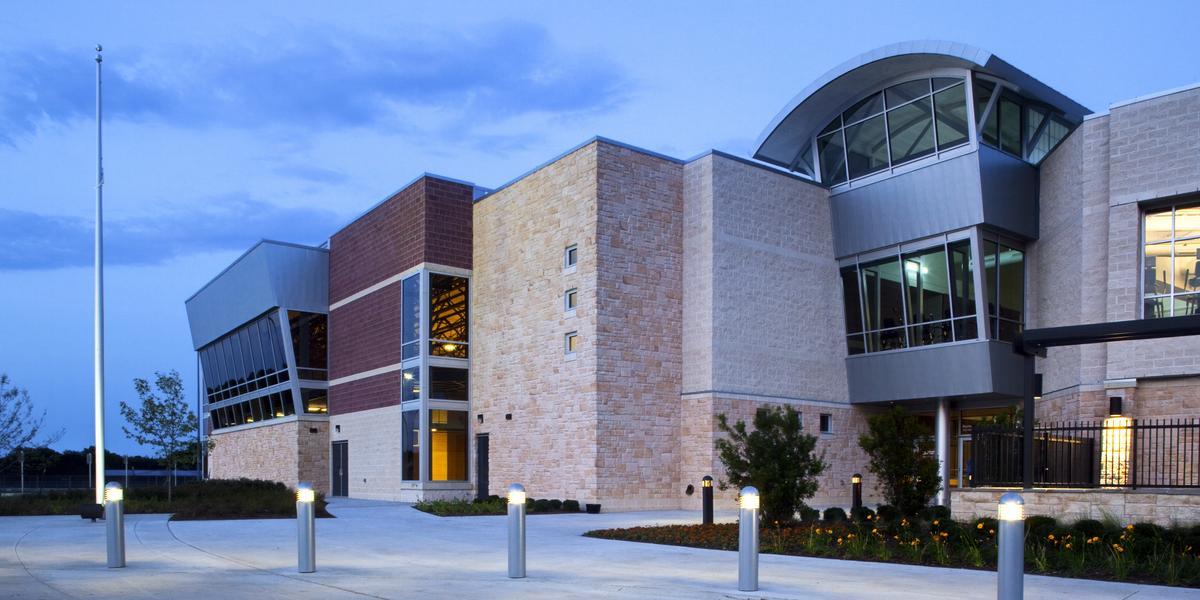 Burleson Recreation Center wedding Dallas