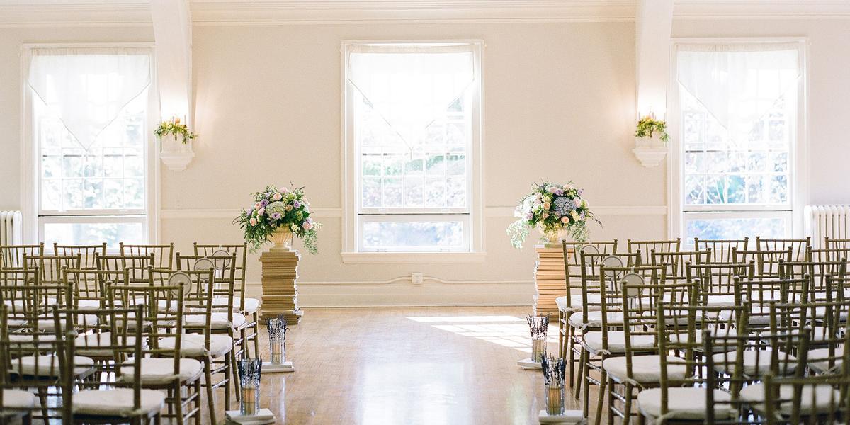 Rainier Chapter House wedding Seattle