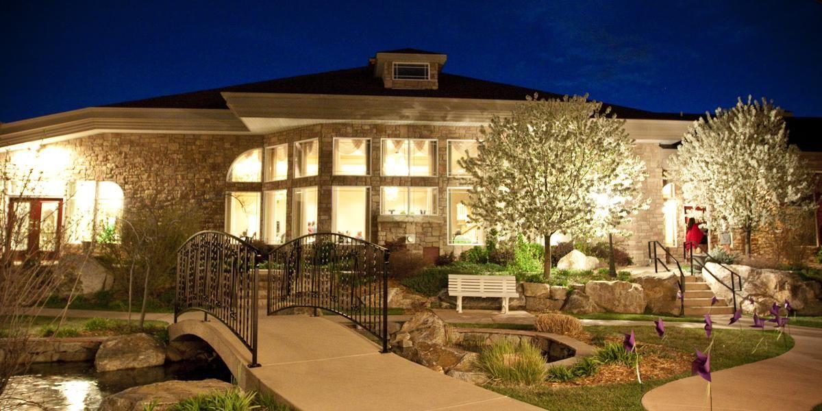 Stonebrook Manor Event Center and Gardens wedding Denver