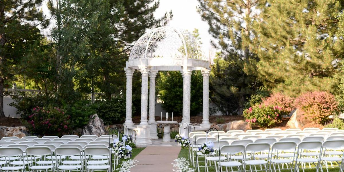 Stonebrook Manor Event Center and Gardens wedding Denver