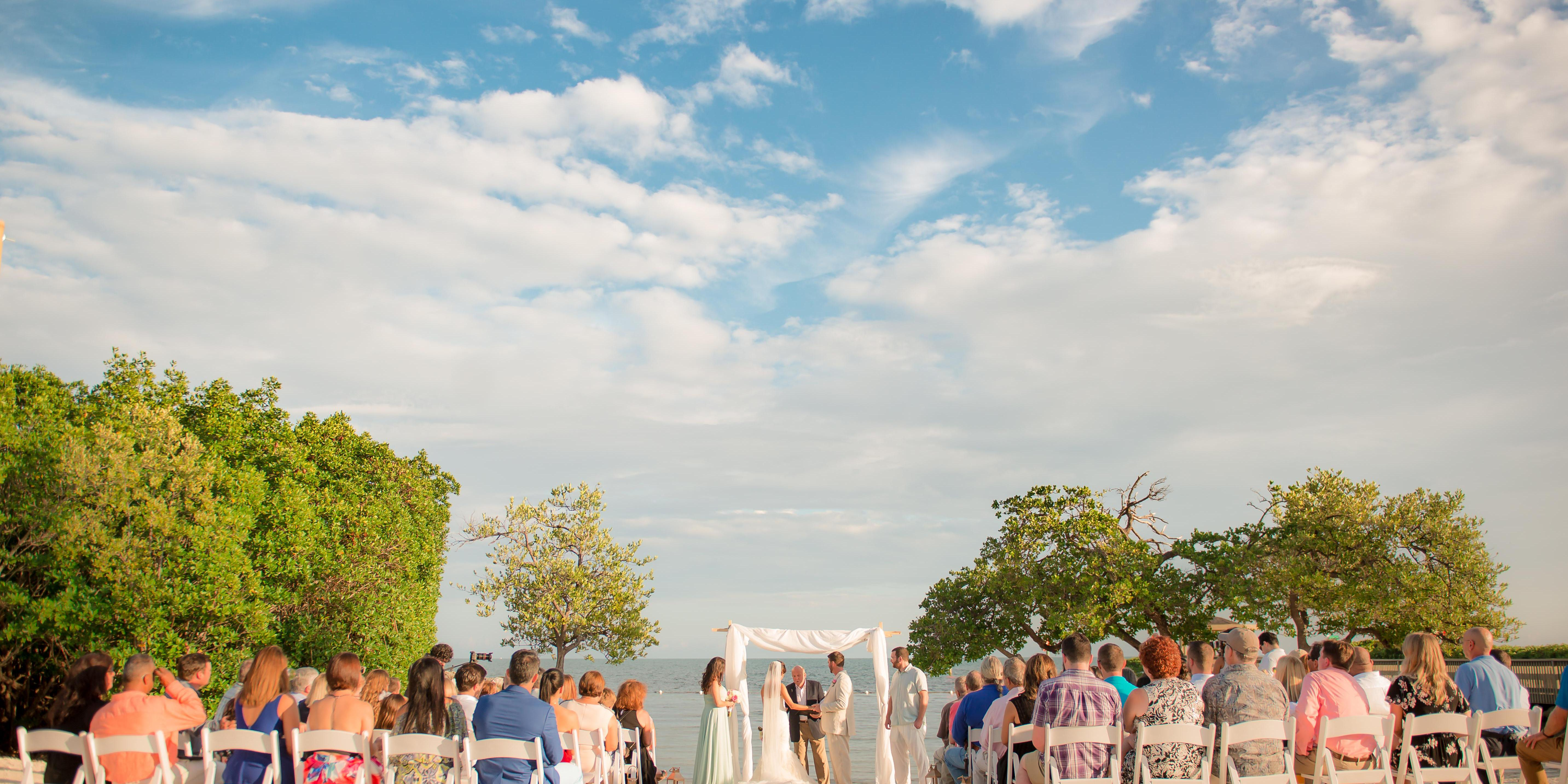 Ocean Pointe Suites wedding Florida Keys