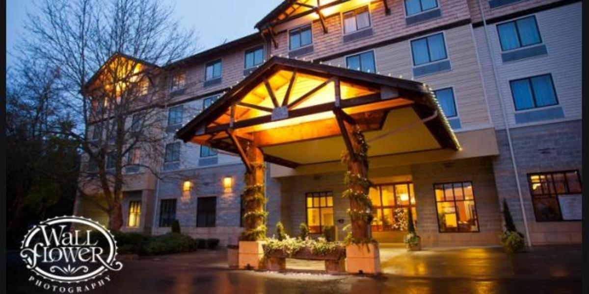 The Inn at Gig Harbor wedding Seattle