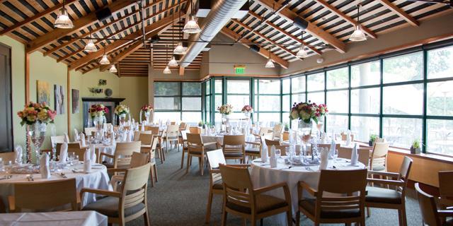 Awbrey Glen Golf Club wedding Willamette Valley