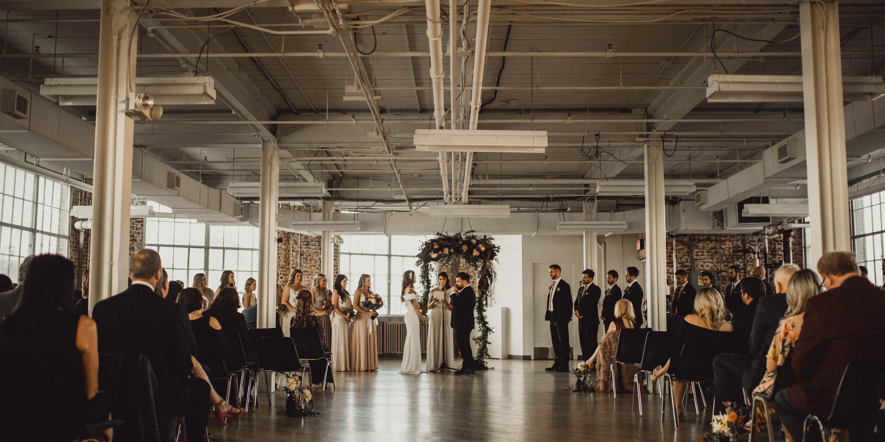 GoggleWorks Center of the Arts wedding Philadelphia